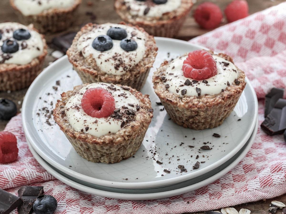 Haferflocken Muffins mit Beeren 2 1200x900