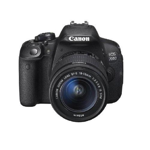 Canon 700D DSLR Spiegelreflexkamera