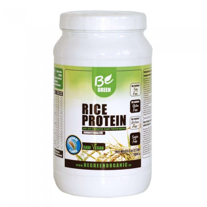 Rice Protein Be Green