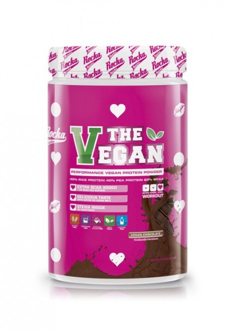 The Vegan Rocka Nutrition