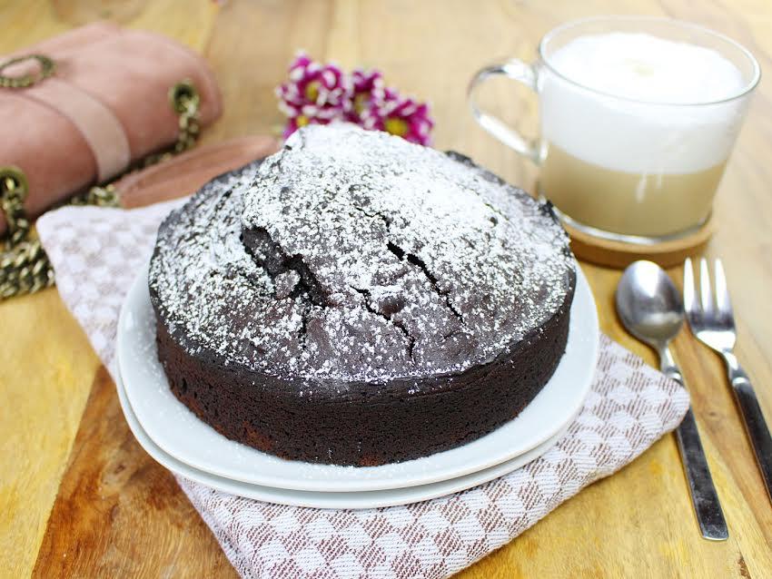 Veganer Schoko Lebkuchen Kuchen Christinas Fitlife