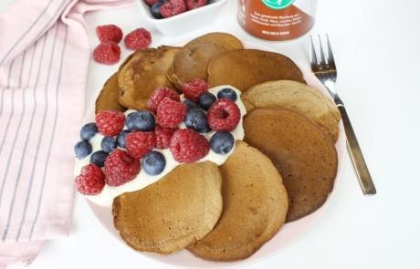 schoko-pancakes-vegan