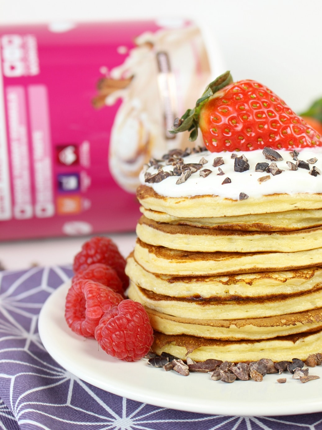 protein pancakes yum yum whey edition christinas fitlife rezepte. Black Bedroom Furniture Sets. Home Design Ideas