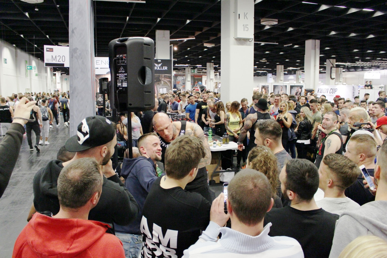 Fibo 2017, Fitness, Messe, Köln,