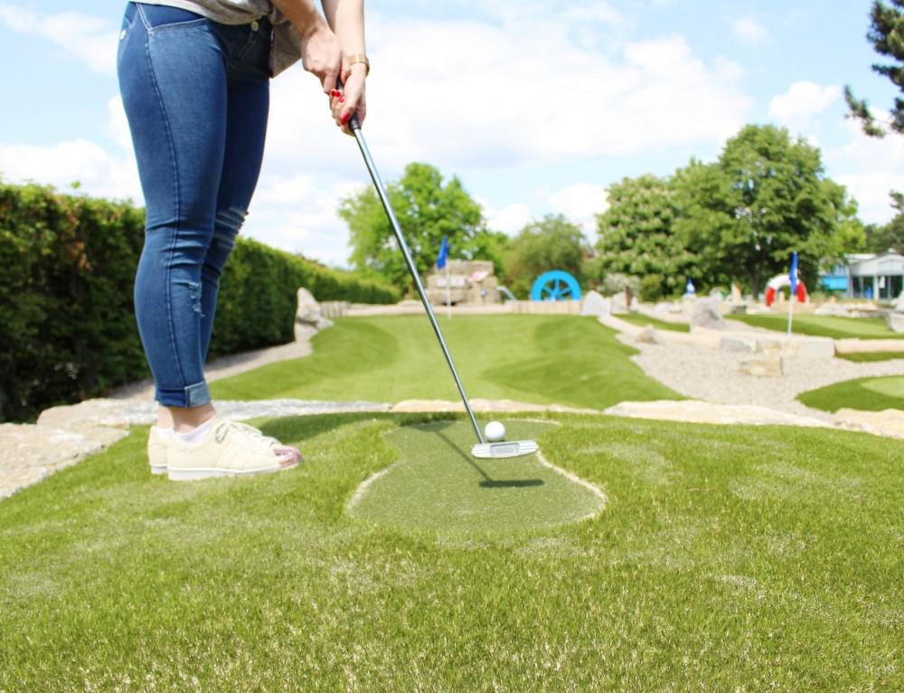 Abenteuer Golfpark SVW05 Würzburg