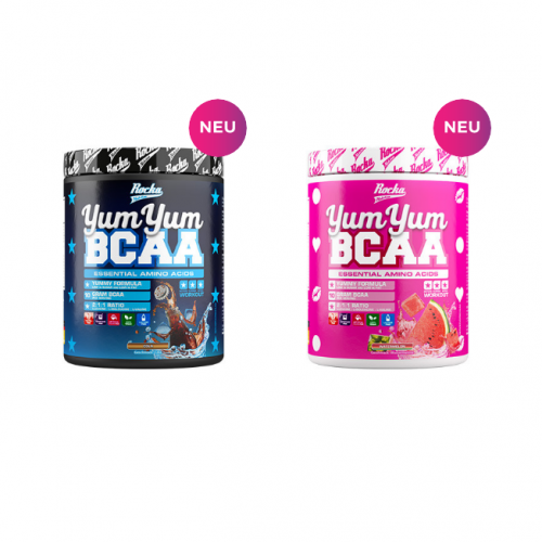 BCAA Rocka, Nutrition