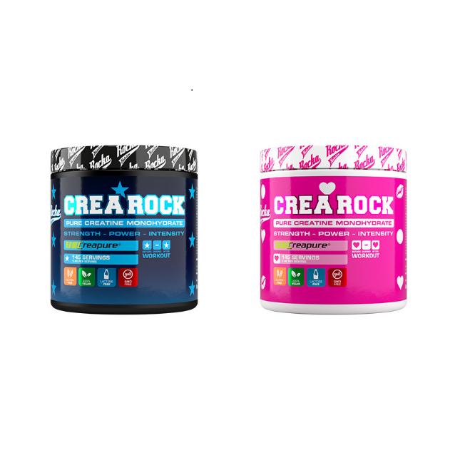 Creatin Rocka, Nutrition