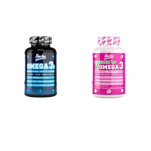 Omega 3 Rocka, Nutrition