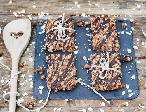 Gesunde Quinoa Müsli Riegel