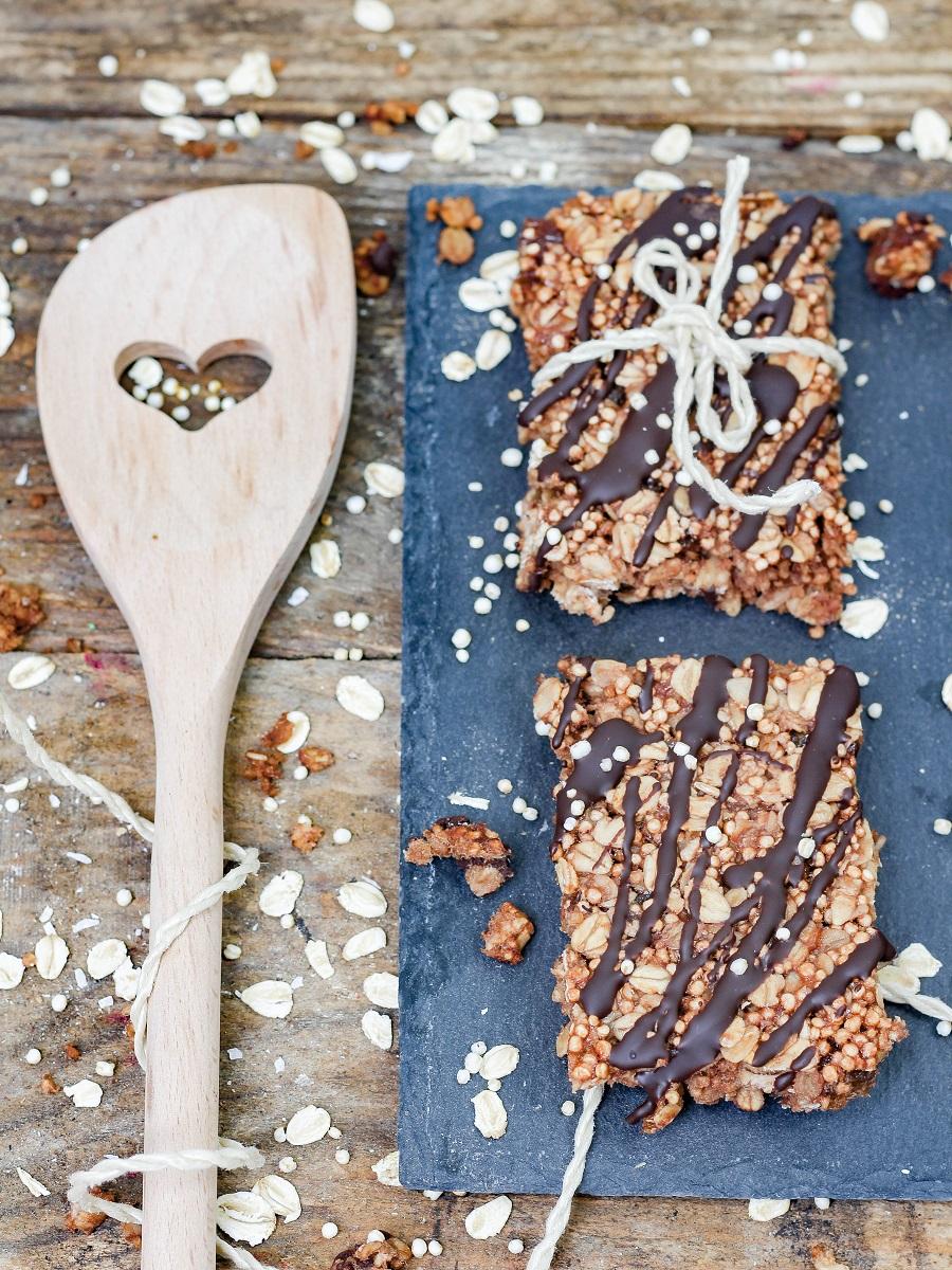 Quinoa Müsli Riegel 5