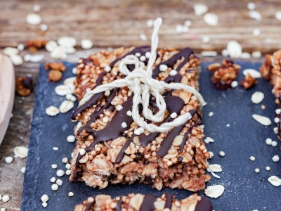 Quinoa Müsli Riegel 3