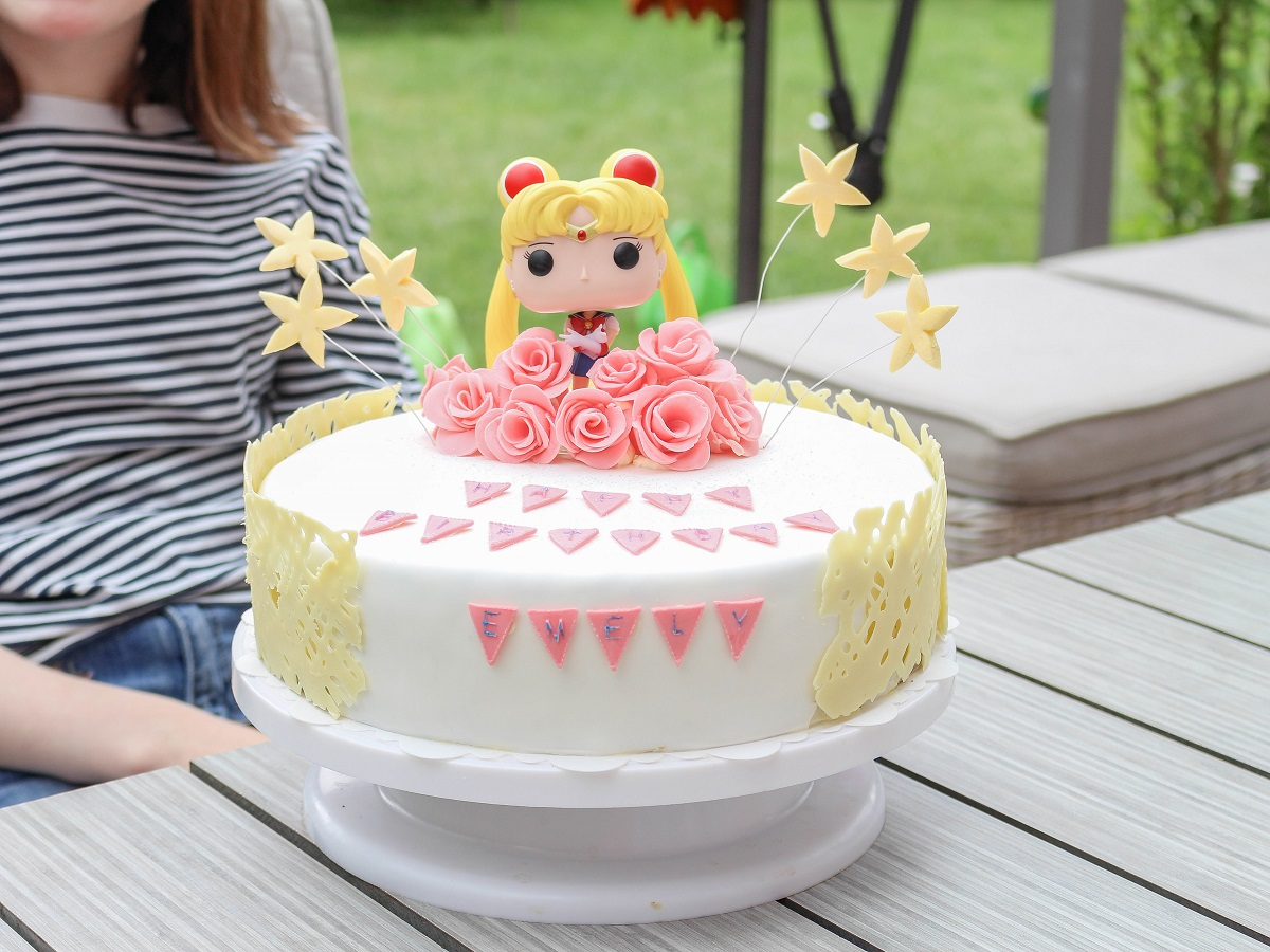 Geburtstagstorte Emely